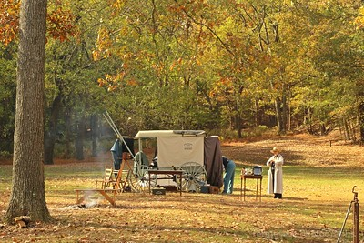 Civil War Days at Johnsonville State Park 11/5/16