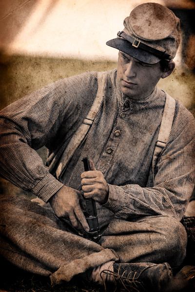 2013 Blue & the Gray Civil War Reenactment
