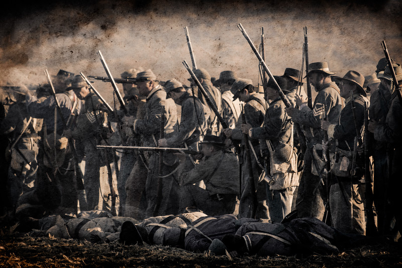 2013 Blue & the Gray Civil War Reenactment
