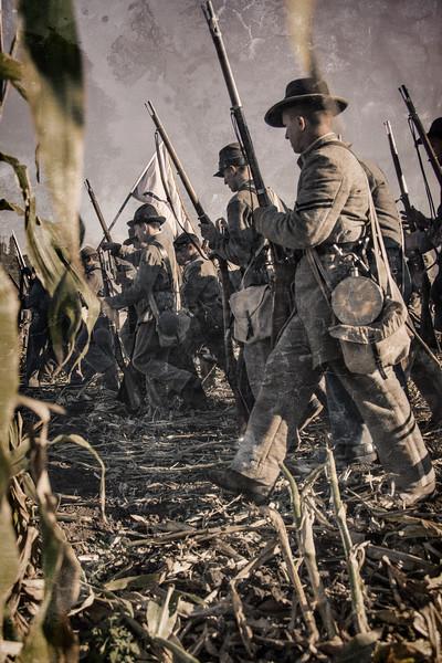 2012 Blue & the Gray Civil War Reenactment