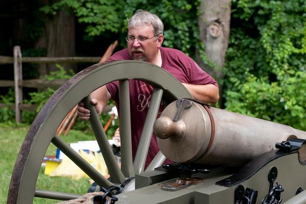 2011-06-26 Civil War Reenactors -Speedwell Park, NJ #2 of 2
