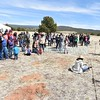 The annual Civil War Encampment at Pecos National Historical Park took place Saturday, March 25th. This free, family-friendly event helped attendees learn about the Civil War in New Mexico. Clyde Mueller/The New Mexican