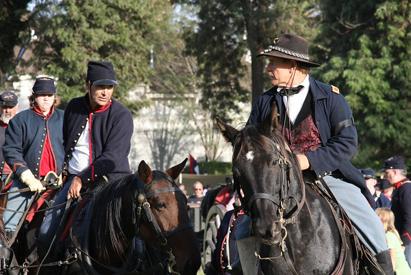 2009 Civil War Reenactment
