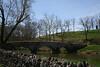 Burnside Bridge and Wall