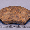 Civil War cannon ball fragment found at the 2nd Bull Run Battlefield