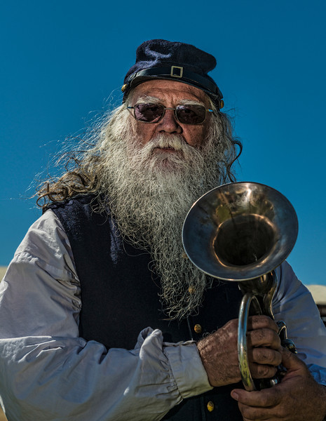 The old bugler
