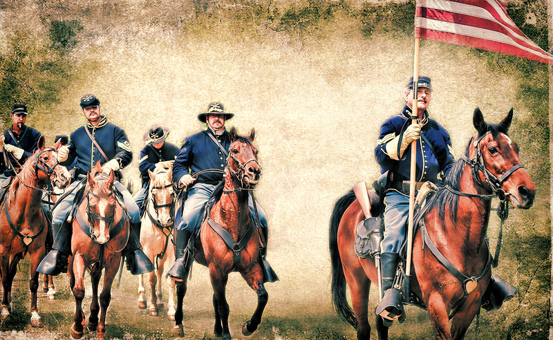 Federal Cavalry