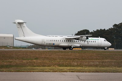 EI-REI Aer Lingus Regional ATR 72-201 cn 267 @ Newquay Airport / EGHQ 21.04.16