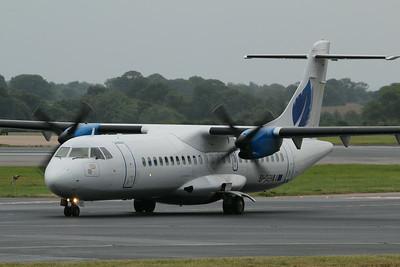 EI-REH Aer Lingus Regional ATR 72-201 cn 260 @ Manchester Airport / EGCC 01.08.14