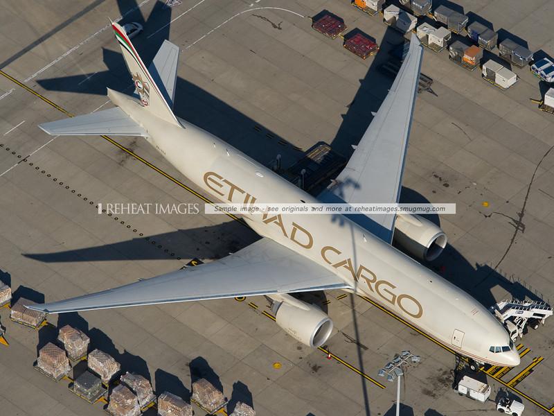 Etihad Cargo B777-200F