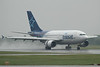 C-GTSH Air Transat Airbus A310-308 cn 599 @ Manchester Airport / EGCC 01.08.14