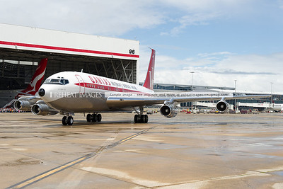 Qantas 90 years