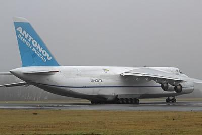 UR-82072 Antonov Airlines (Antonov Design Bureau) Antonov An-124-100 cn 9773053359136 @ Newquay Airport / EGHQ 19.02.16