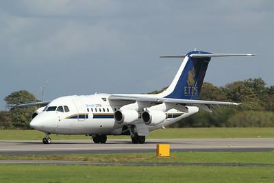 QQ102 / G-BVRJ @ Newquay Airport 28.08.14