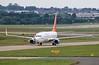 C-FWGH Sunwing Airlines Boeing 737-86J(WL) cn 37752 @ Birmingham Airport / EGBB 18.06.16