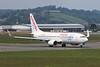 EC-JBK Air Europa Boeing 737-85P(WL) cn 33973 @ Exeter Airport / EGTE 30.05.16