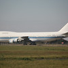 N309TD Trans Atlantic Aviation (TAA) Boeing 747-269B(M) c/n 22740 stored @ Manston Airport / EGMH 16.10.11
