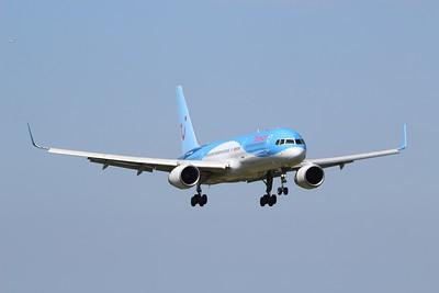 G-OOBH Thomson Airways Boeing 757-236(WL) cn 29944 @ Bristol Airport / EGGD 10.07.15