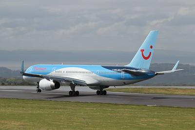 G-OOBG Thomson Airways Boeing 757-236(WL) cn 29942 @ Bristol Airport / EGGD 03.05.15