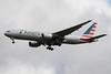 N770AN / 7AA American Airlines Boeing 777-223(ER) cn 29578 @ London Heathrow / EGLL 09.09.16