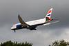 G-ZBJD British Airways Boeing 787-8 Dreamliner cn 38619 @ London Heathrow / EGLL 09.09.16