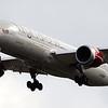"""G-VCRU """"Olivia Rae"""" Virgin Atlantic Airways Boeing 787-9 Dreamliner cn 37972 @ London Heathrow / EGLL 09.09.16"""