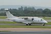 G-BZOG Loganair Dornier 328-110 c/n 3088 @ Manchester Airport / EGCC 01.08.14