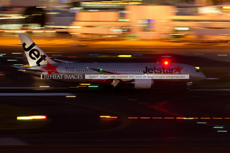 Jetstar Boeing 787-8 VH-VKE