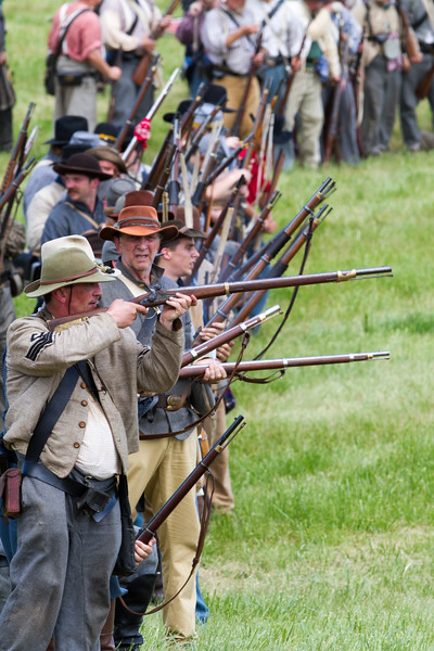Confederate Troops