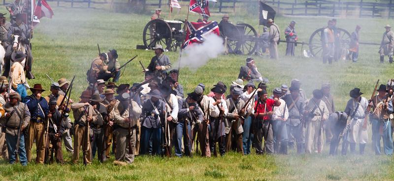 Confederate Troops