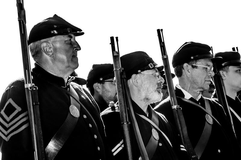Union Troops