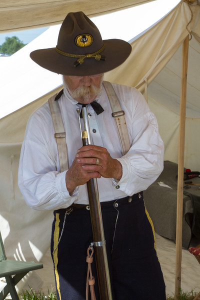 Confederate Quartermaster