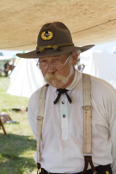 Confederate Quartermaster