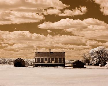Codori Farm at Gettysburg