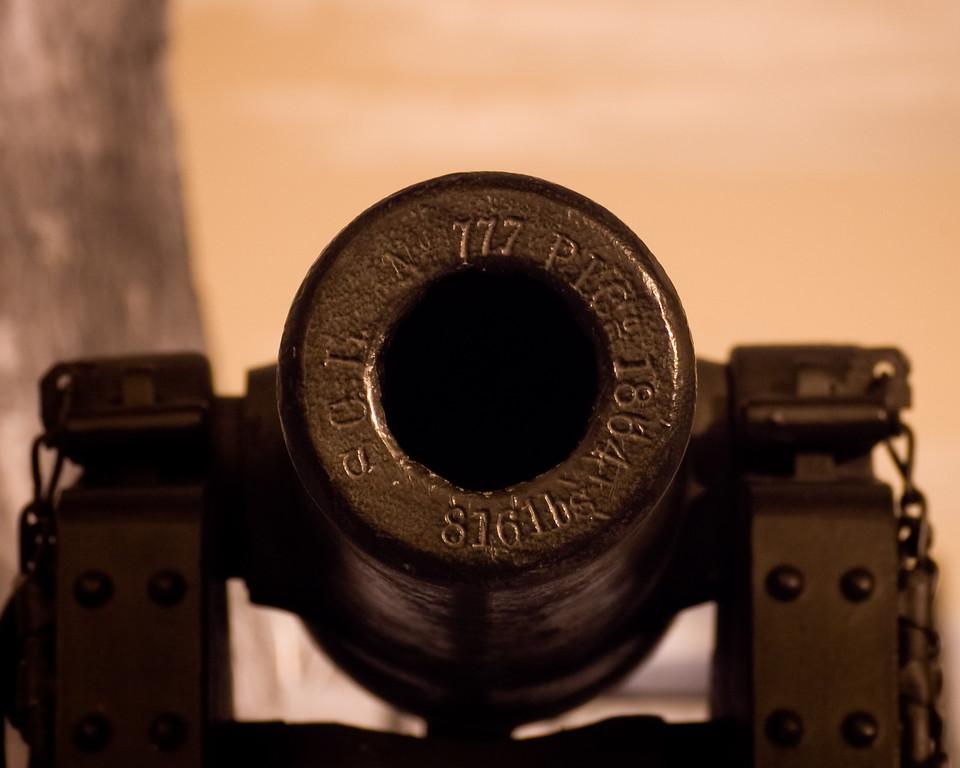 Cannon Muzzle