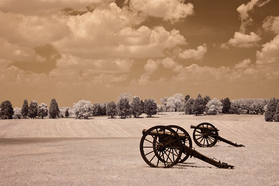 This is the location where Stonewall Jackson earned his nickname.