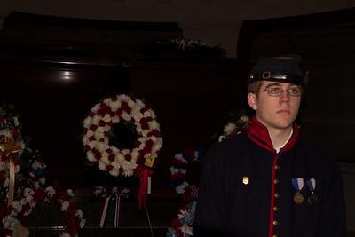 Ryan at Grant's Tomb