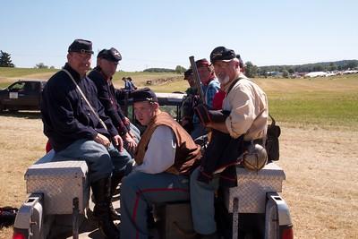 Horse Artillery courtesy Ford