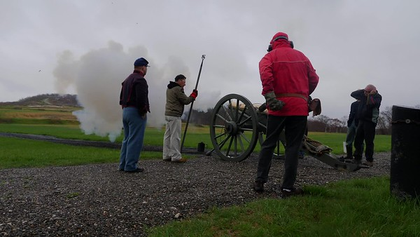 Firing at West Point