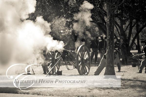 Civil War Huntington Beach Sun 2012-0372