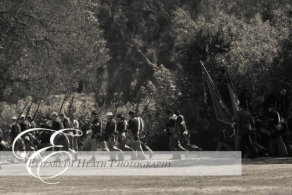 Civil War Huntington Beach Sun 2012-0411