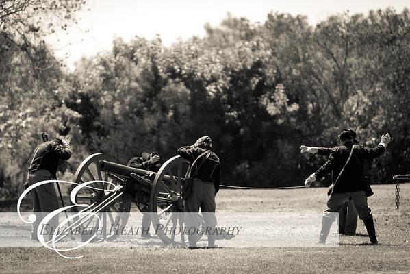 Civil War Huntington Beach Sun 2012-0382