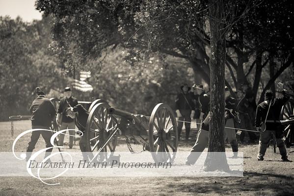 Civil War Huntington Beach Sun 2012-0366