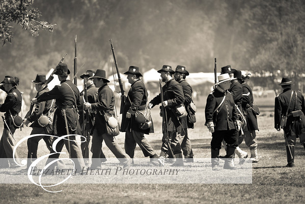 Civil War Huntington Beach Sun 2012-0413