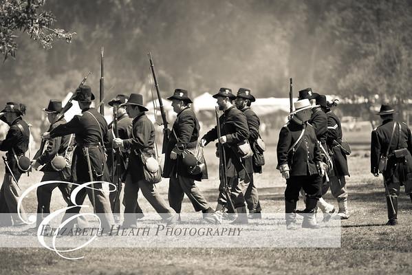 Civil War Huntington Beach Sun 2012-0413