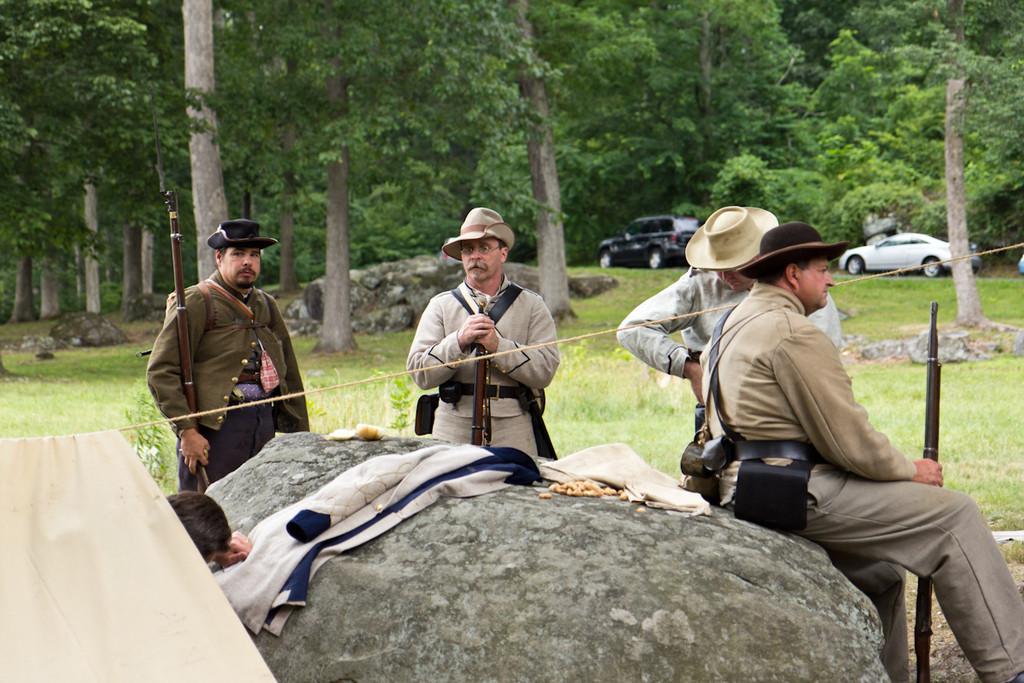 2011-06-25_23rd VA Gettysburg_038