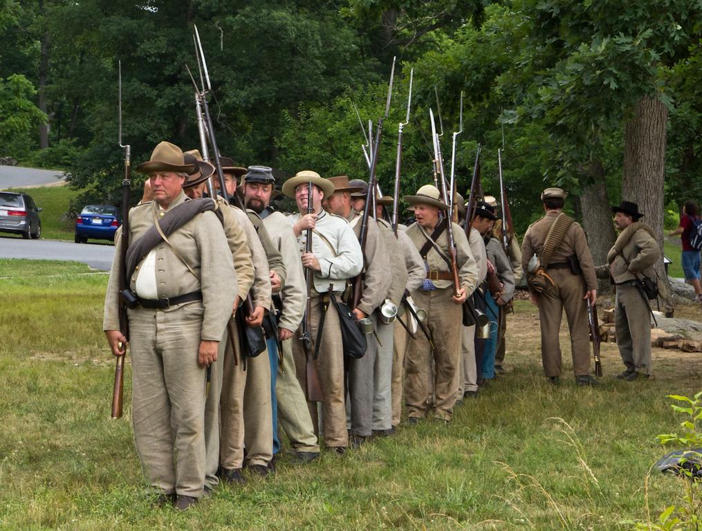 2011-06-25_23rd VA Gettysburg_041