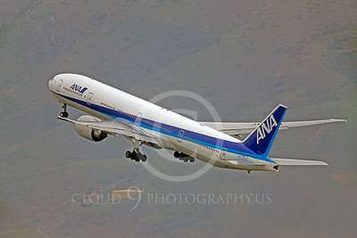 B777 00252 Boeing 777 ANA All Nipon Airline by Peter J Mancus