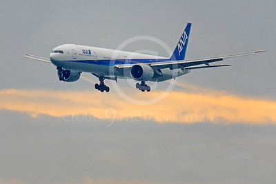 B777 00188 Boeing 777 ANA All Nippon Airline by Peter J Mancus