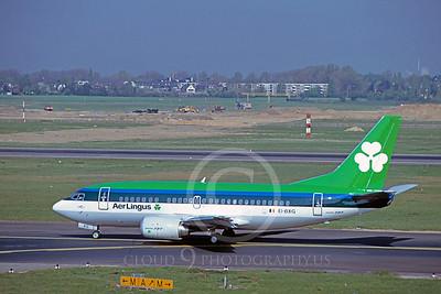 B737 00139 Boeing 737 Air Lingus EI-BXG via African Aviation Slide Service